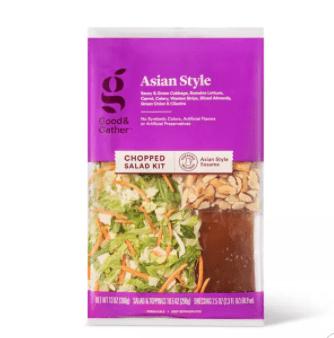 Asian Style Chopped Salad Kits