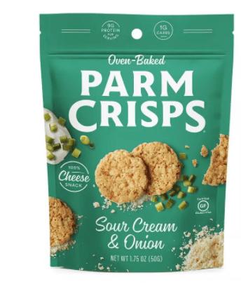 Cheese Crisps (Parm Crisps)