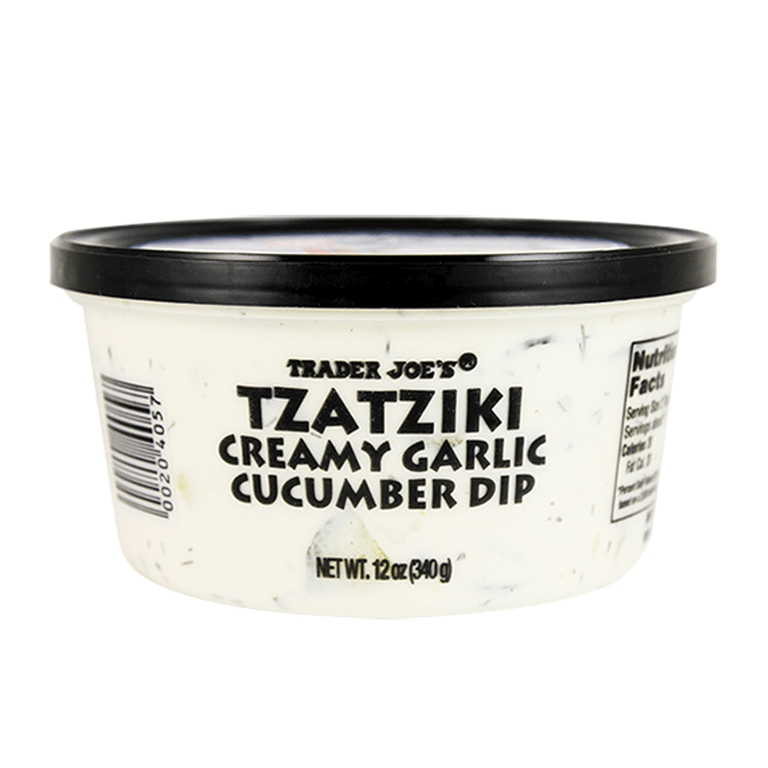Tzatziki Creamy Garlic Cucumber Dip from Trader Joe's