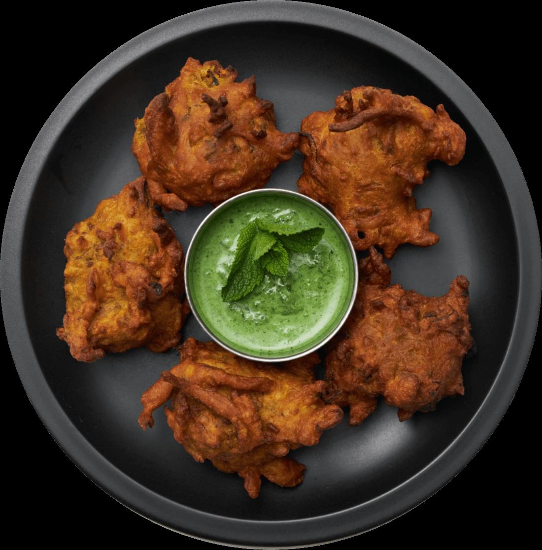 Desi Food Starters