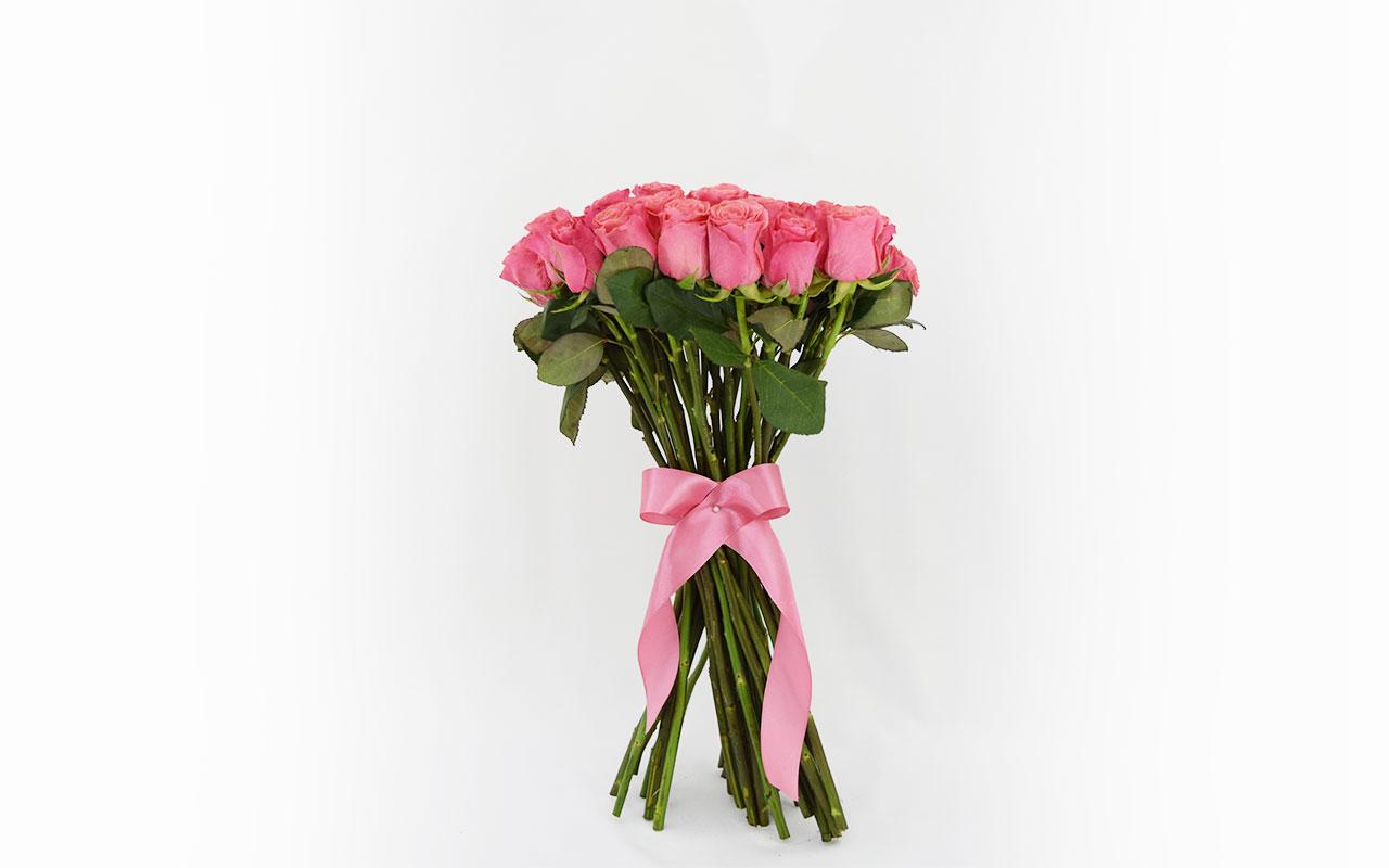 Buket - Roze ruže - 31 kom.