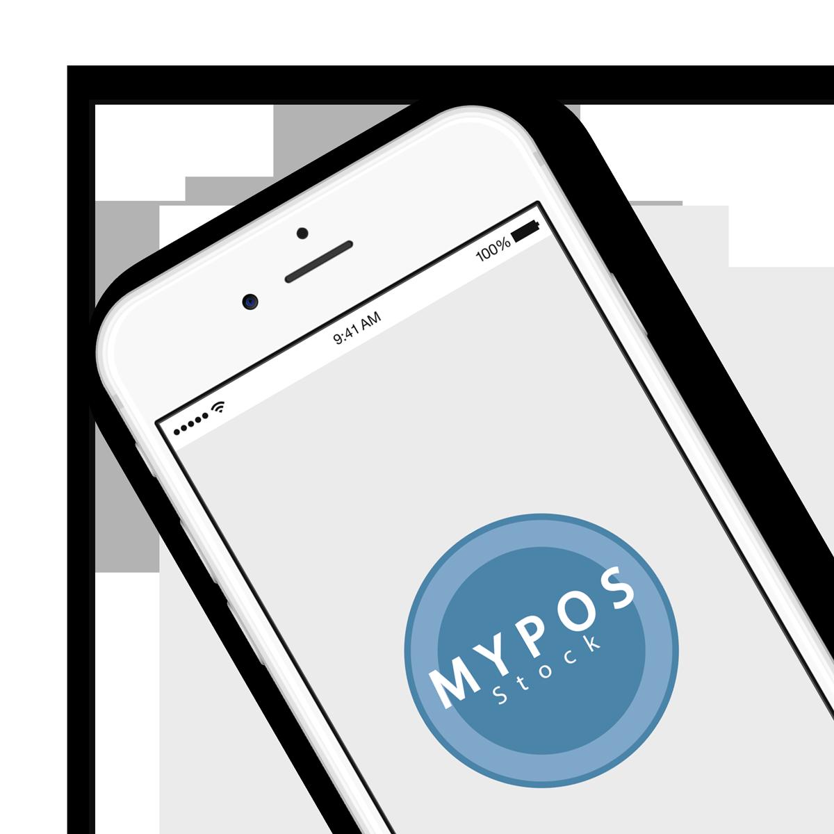 MYPOS Stock Mockup