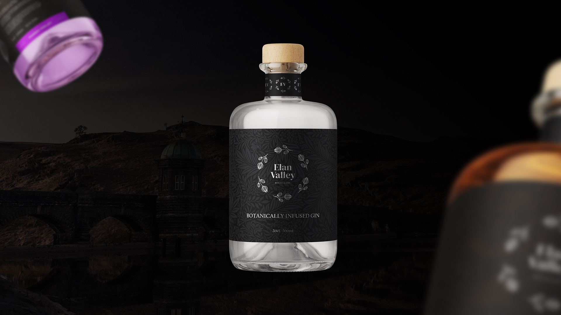 Elan Valley Gin