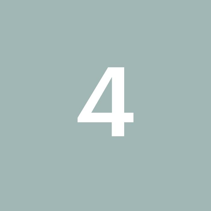 4. Rengøring
