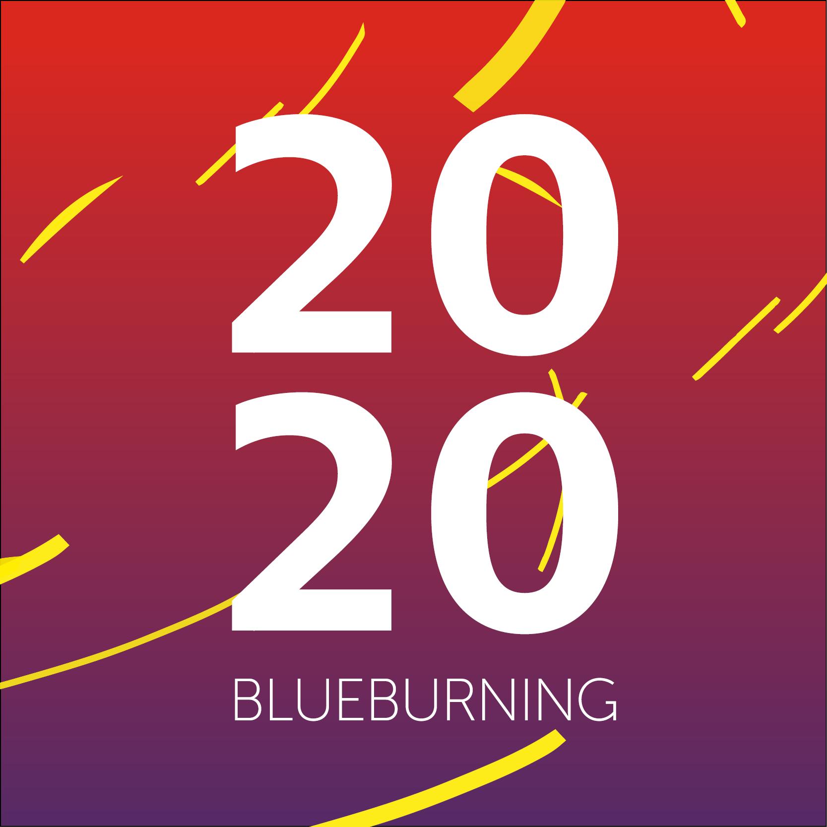 Blue Burning - Eröffnungspanel