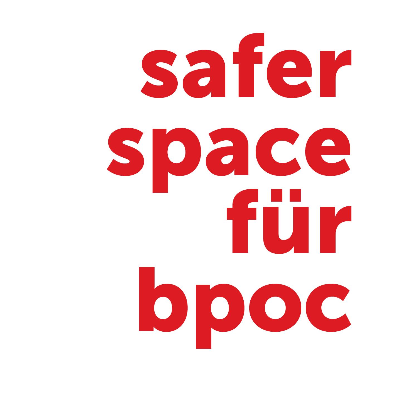 Safer Space für BPOC 1