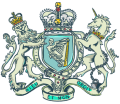 UK Government crest illustration