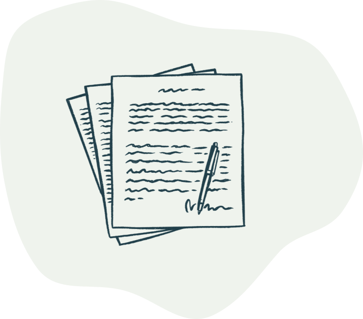 GetGround illustration of documents