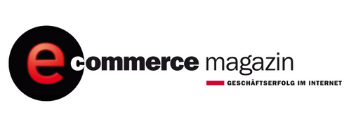 Logo e-commerce magazin Presse