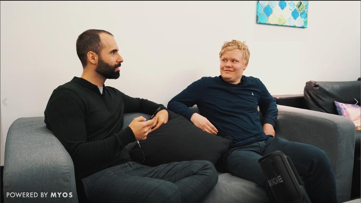 Matthias Niggehoff und Adrian Jaroszynski unterhalten sich über Psychologie im E-Commerce.