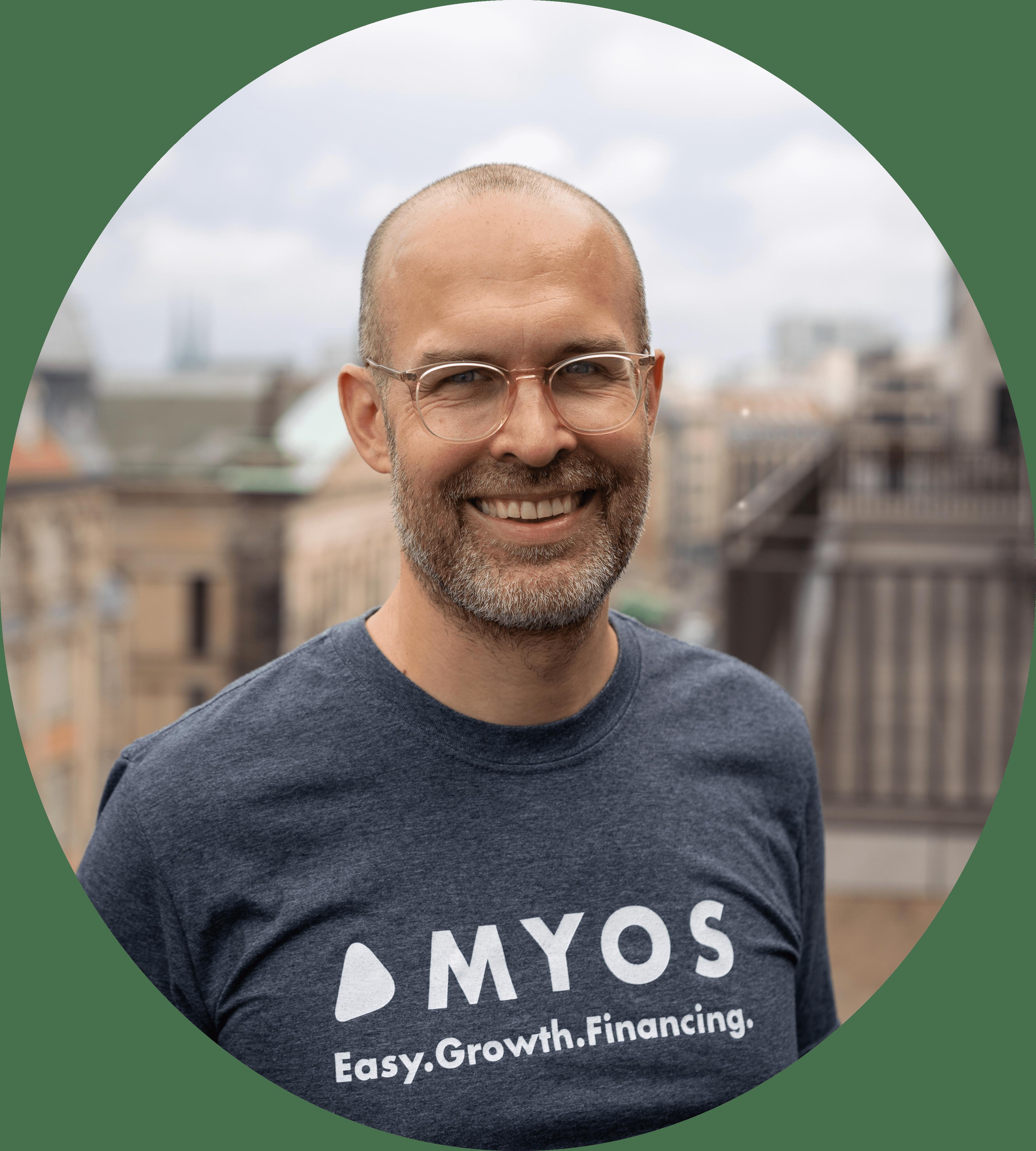 Benjamin Schickert – Gründer & CFO bei Myos.