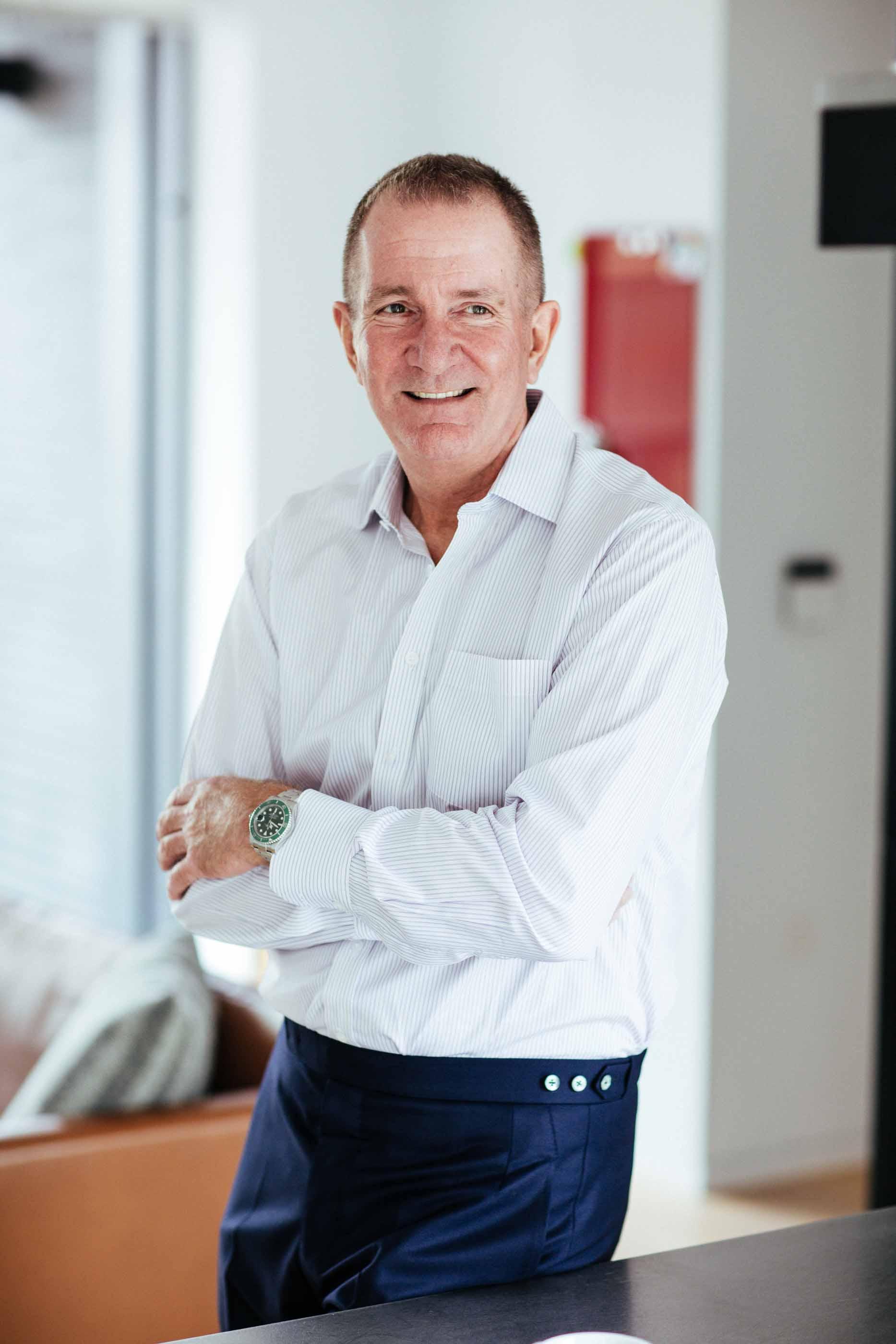 Photo of David Morley