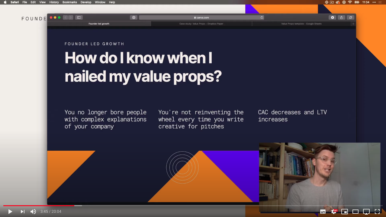 Value Propositions - How to create them and why they're valuable for your SaaS