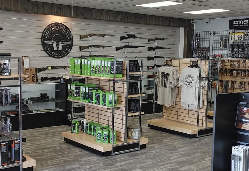 JMJ Firearms LLC Chooses AXIS POS With Gearfire Integration