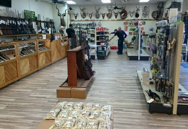 Euless Guns and Ammo Chooses AXIS Point of Sale and Gearfire