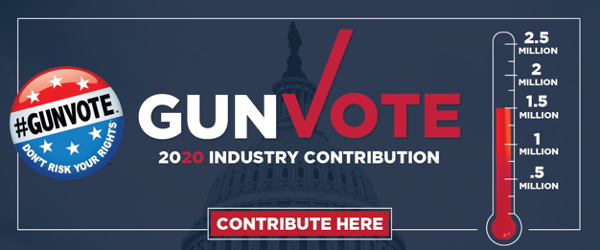 Support the NSSF #GUNVOTE Campaign!