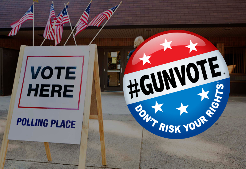 #GUNVOTE – Join Our Effort To Preserve Our Industry
