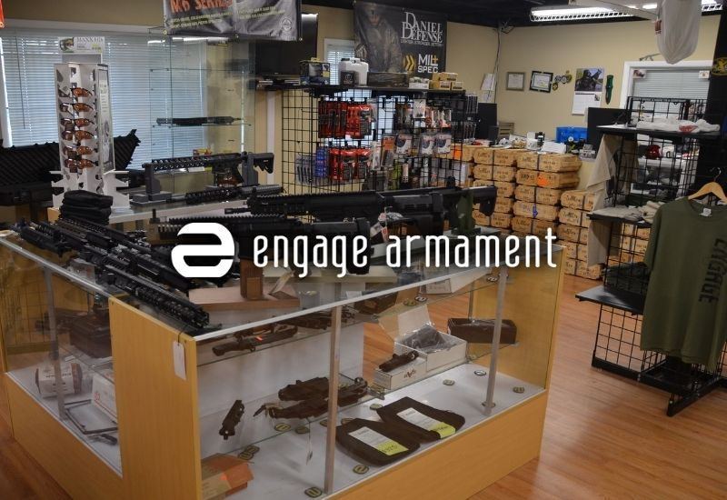 Engage Armament is the Newest User of All Gearfire Services