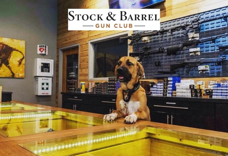 Stock & Barrel Gun Club Chooses AXIS for Multi-Store and Range Management