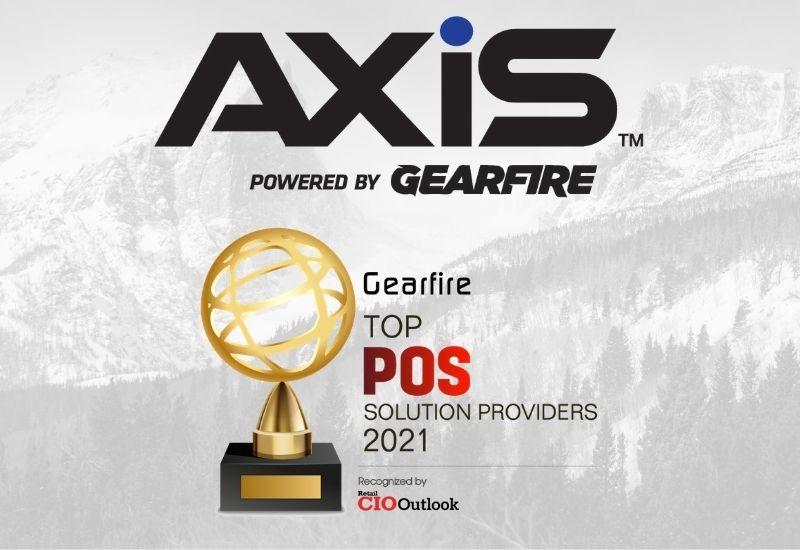 Retail CIO Outlook Names AXIS Among Top POS Solution Providers