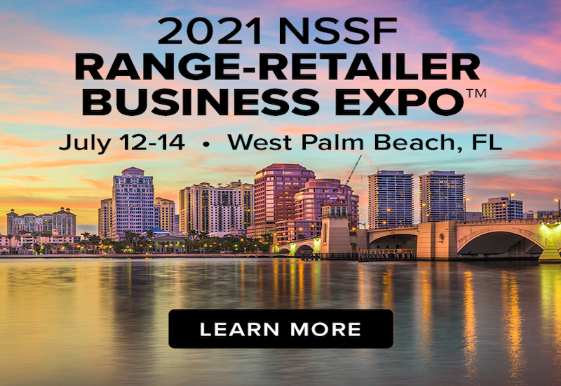 Gearfire to be the Reception & WiFi Sponsor at NSSF Range-Retailer Business Expo