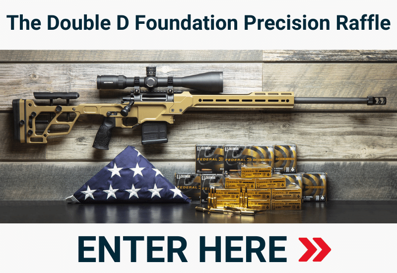 Support 2A Advocacy - Enter The Double D Foundation Precision Rifle Package Raffle!