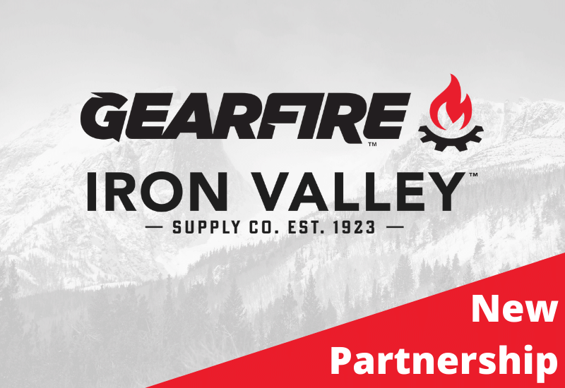 Gearfire Partners With Iron Valley Supply Co.