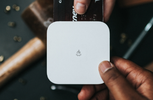 Gearfire card reader