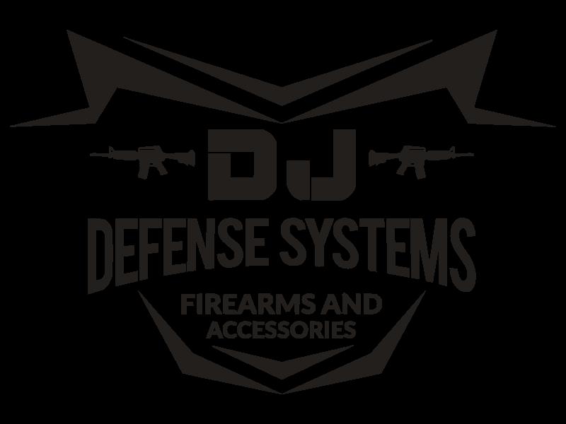 dj defense systems logo