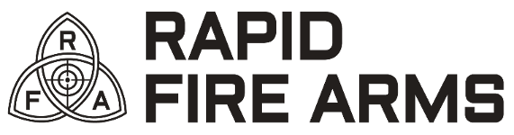 Rapid Fire Arms logo