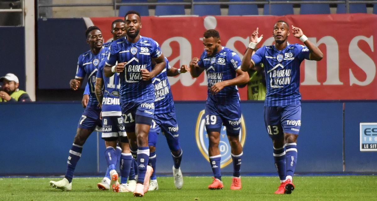 Tactique : comment joue Troyes ?