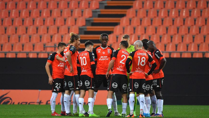 DATA : Le FC Lorient n'est pas à sa place