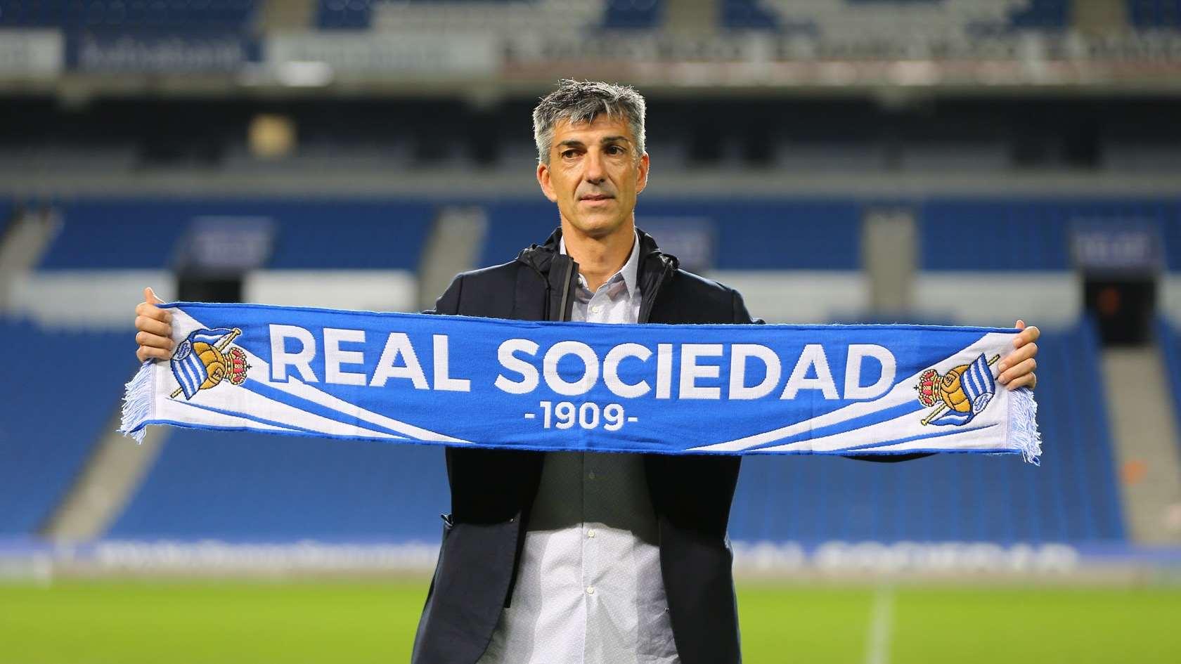 La Real Sociedad selon Imanol Alguacil : relancer