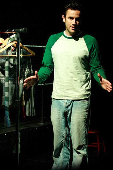 Matt Carmody In the play Skirts and Flirts