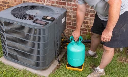 HVAC Basics Refrigerant