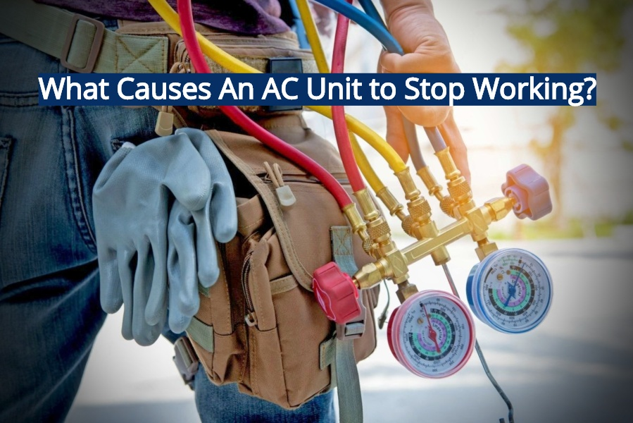 What Causes An AC Unit to Stop Working
