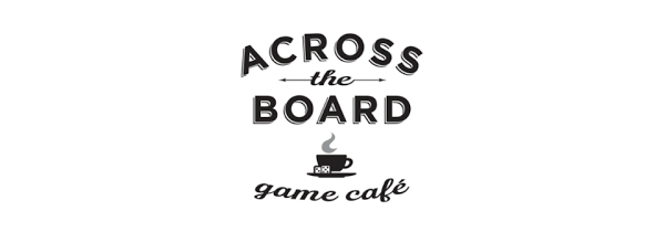 Across the Board Game Cafe Logo