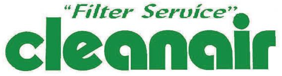 Cleanair Filter Service Logo