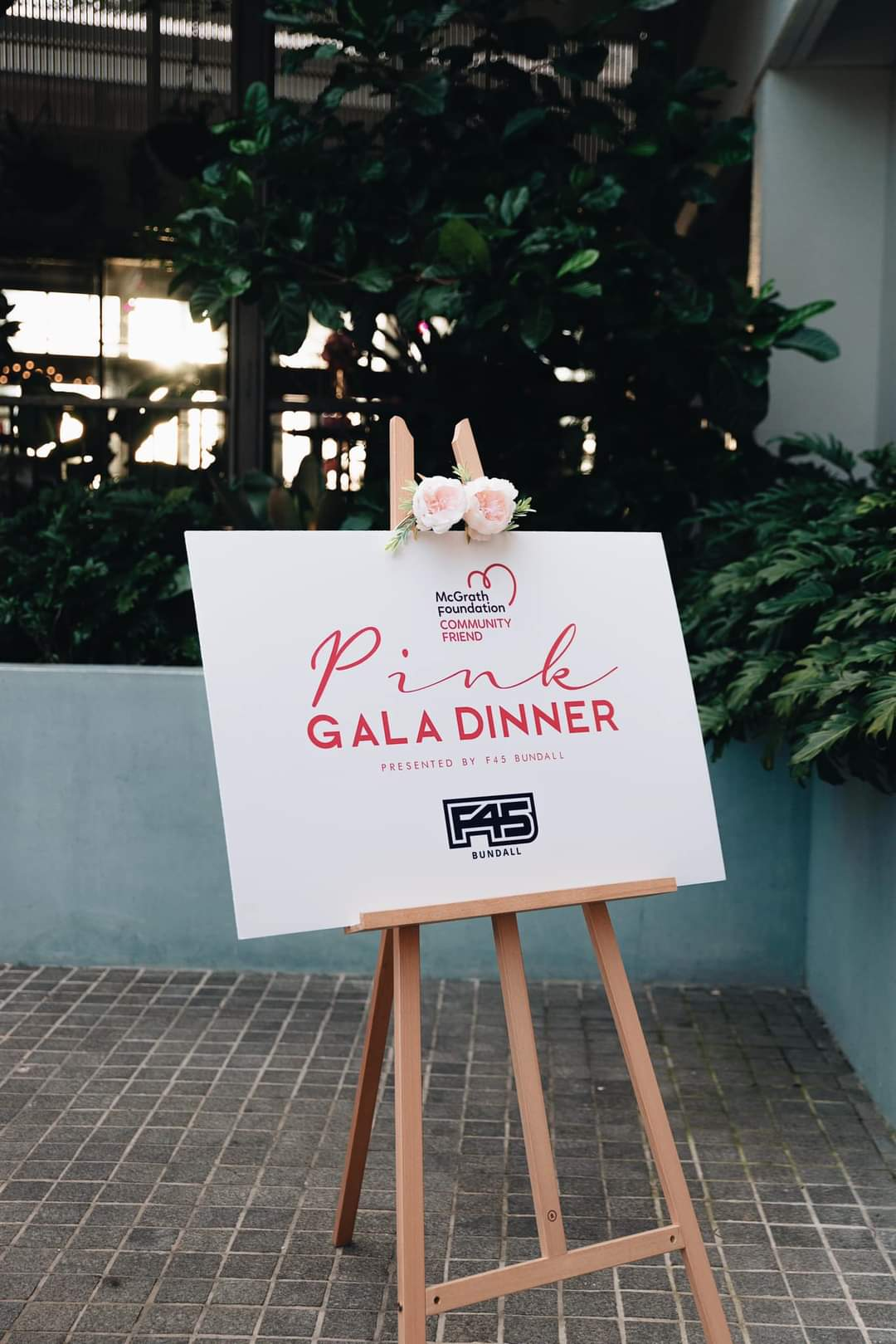 Pink Dinner