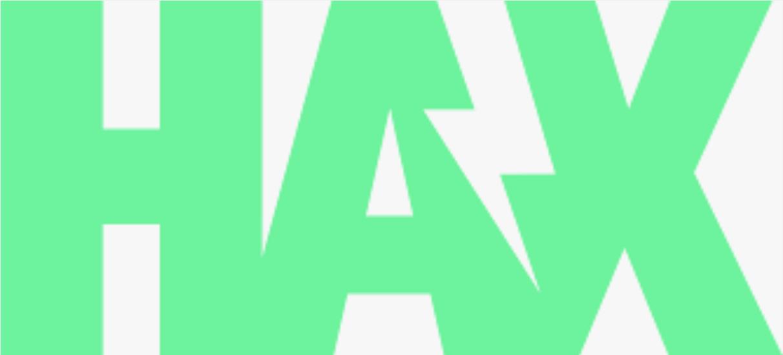 hax accelerator