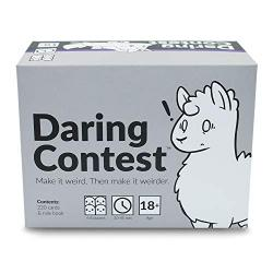 Daring Contest Card Game