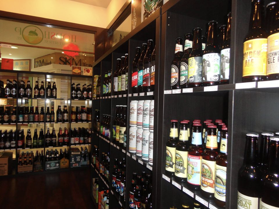 Hopshop offers a unique selection of spirits, liqueurs, and craft beers from around the world