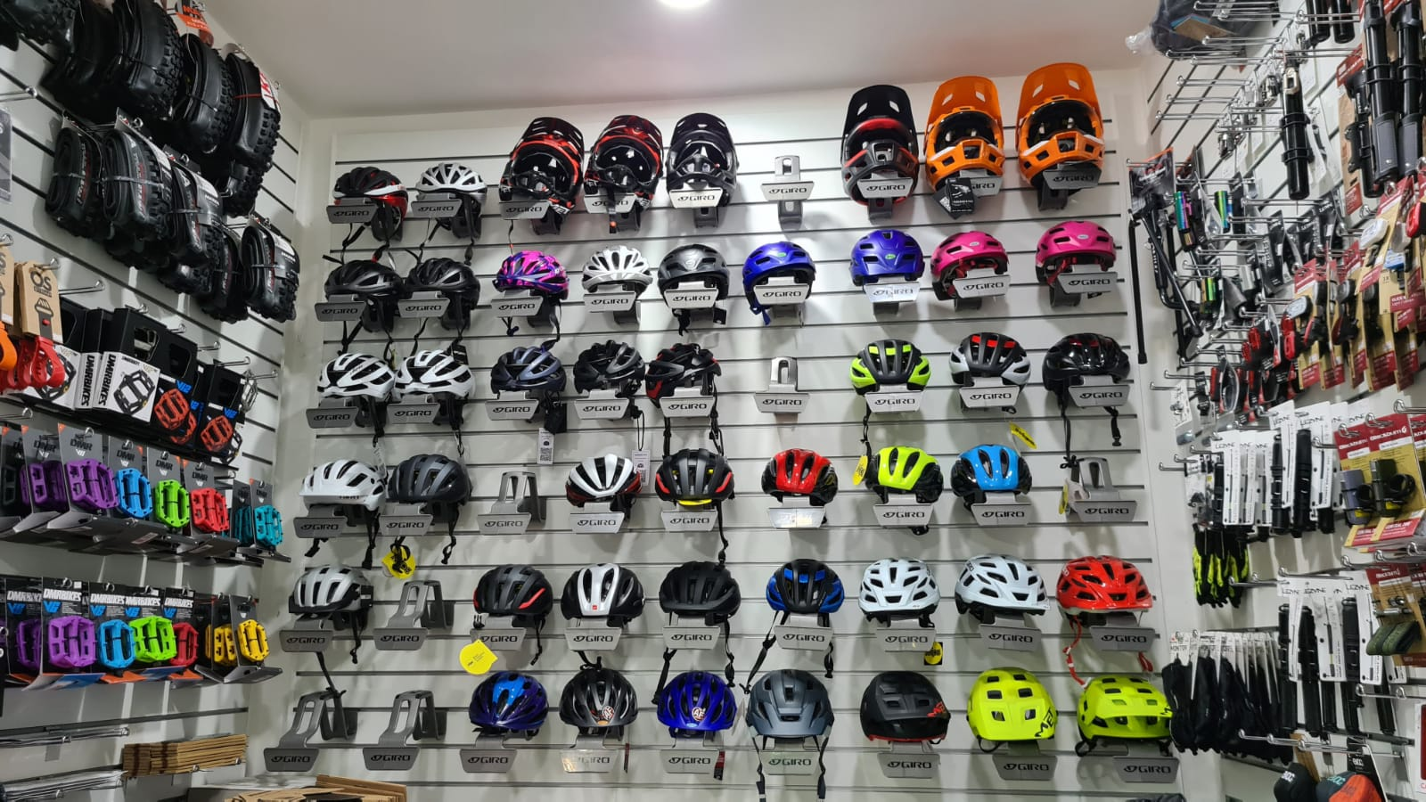 BikeSuite has a wide selection of accessories for bikers