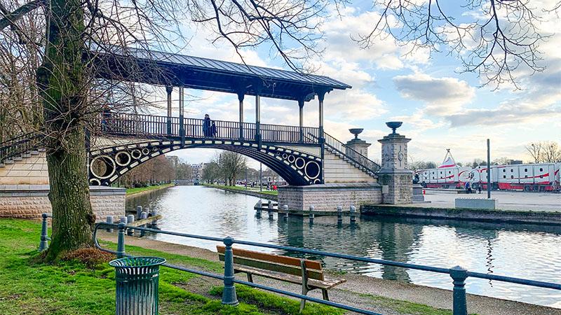 Pont Napoléon à Lille