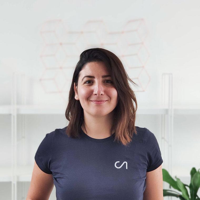 Lamia - Co founder & CEO