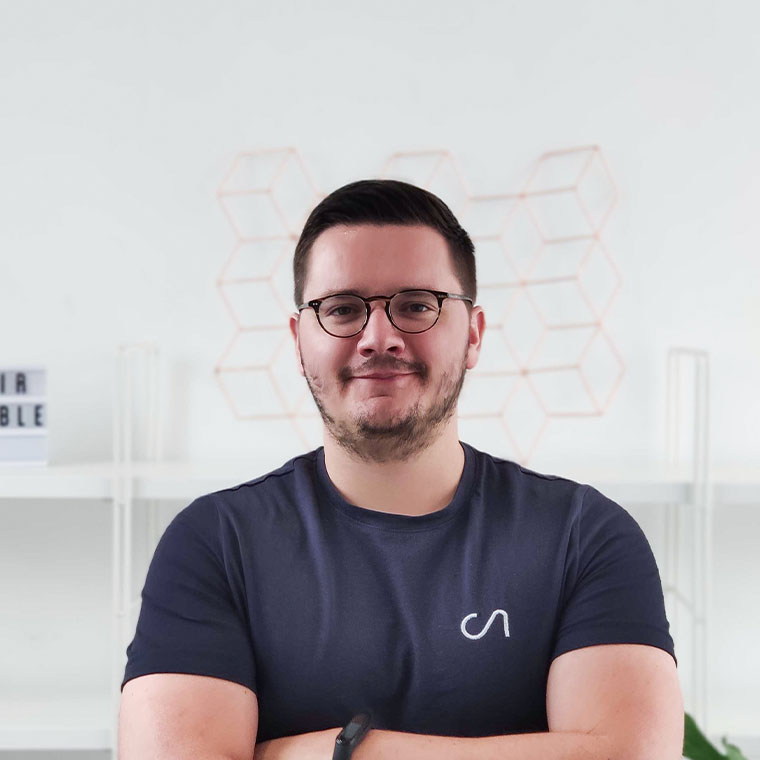 Charles - Co founder & COO