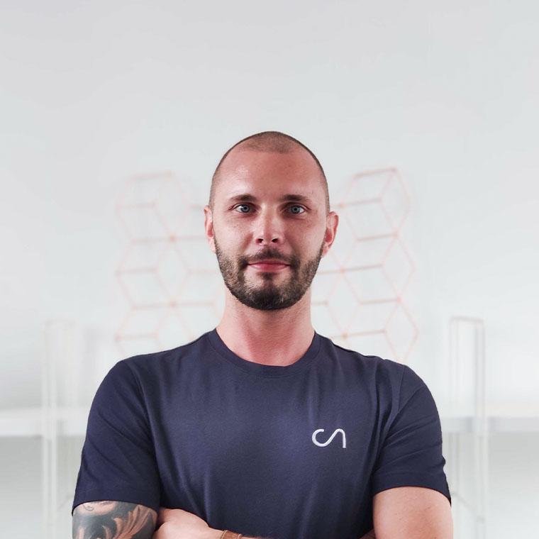 Christophe - Responsable commercial & marketing