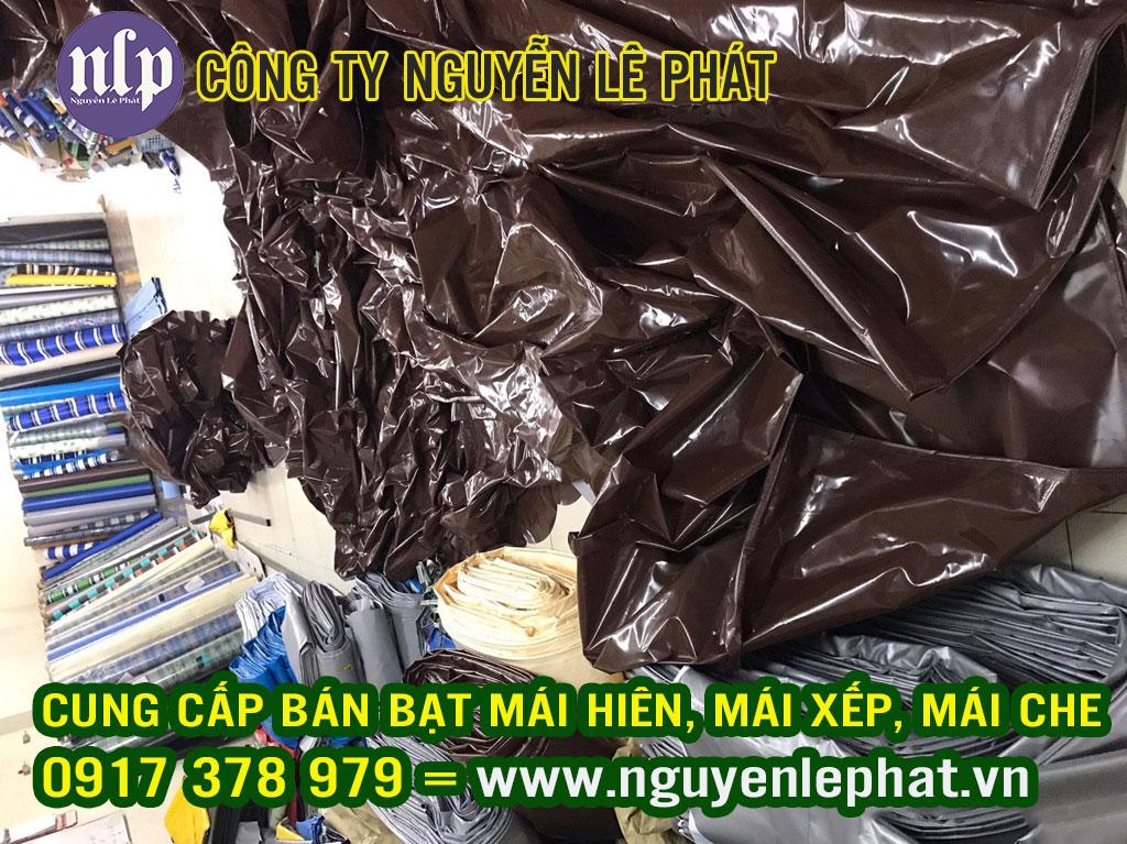 Lắp Mái Bạt Xếp Di Động Tại Phú Giáo