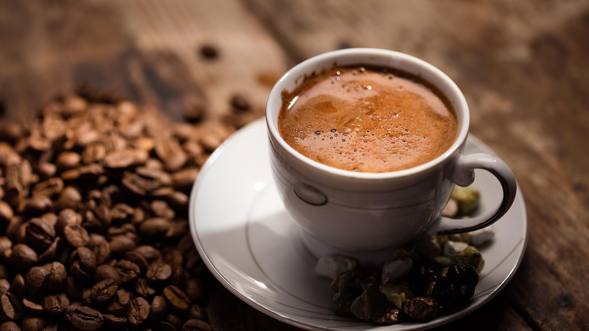 Tyrkisk Kafe