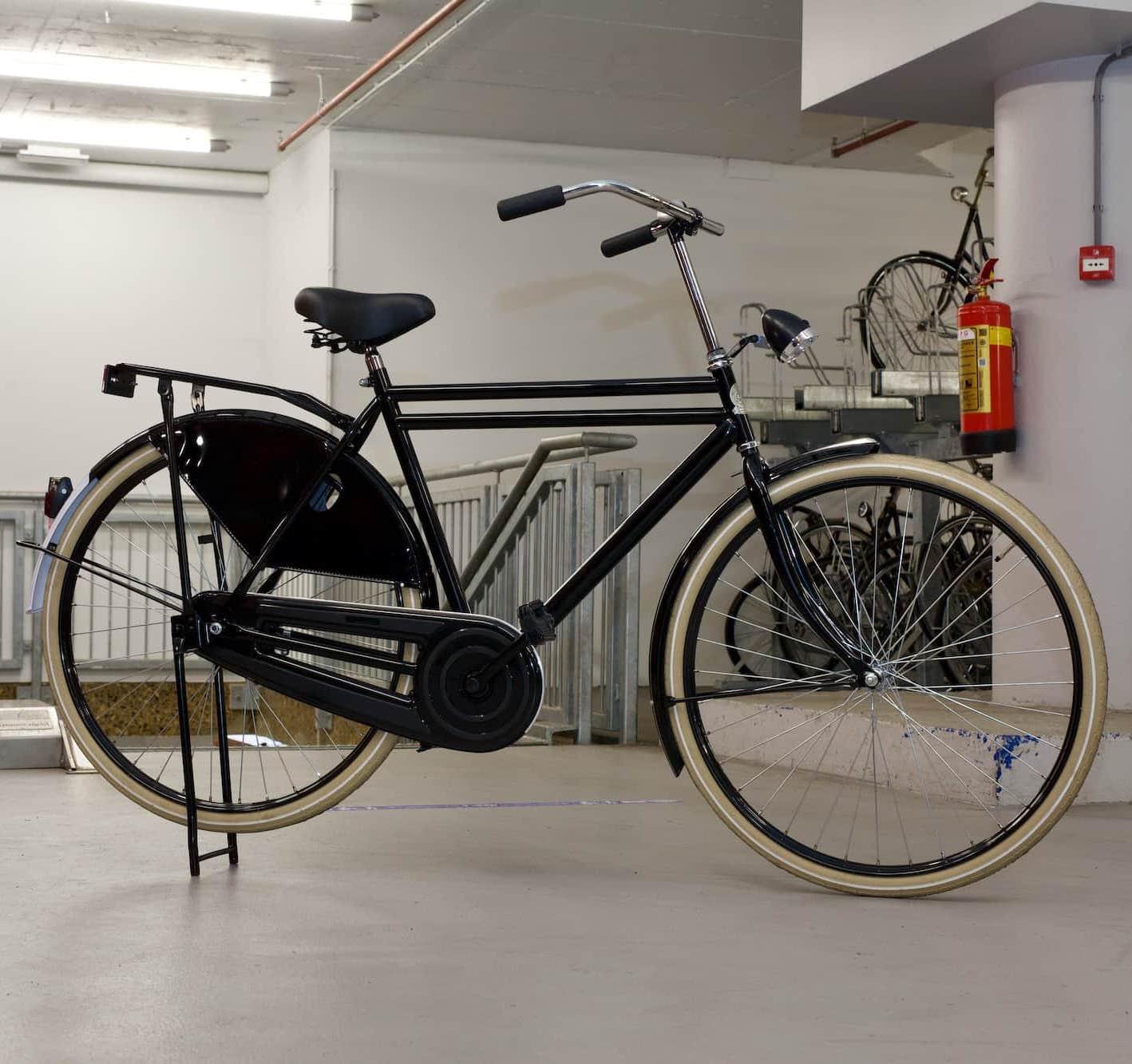 Laag Catharijne heren fiets